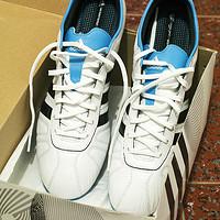 阿迪达斯 adiPure IV TRX FG 足球鞋使用总结(面料 鞋舌 做工 脚感)