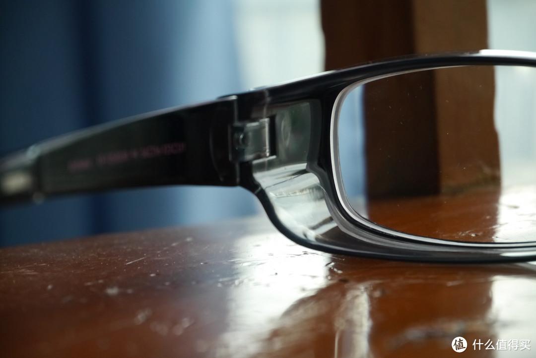 JINS 睛姿 防花粉 防风沙粉尘 护目镜可近视