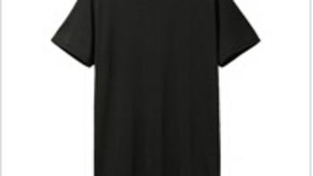 越来越喜欢素色T恤,上年纪了?UNIQLO 优衣库 AIRism 男士圆领T恤
