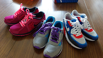 NIKE 耐克 DUAL FUSION RUN MSL 女子跑步鞋