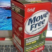 新人第一单:Schiff Move Free 氨基葡萄糖 关节养护素