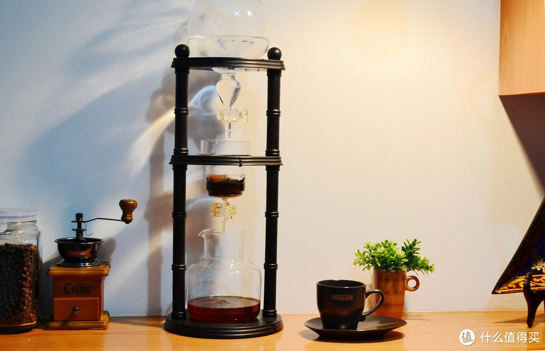 冰滴咖啡壶