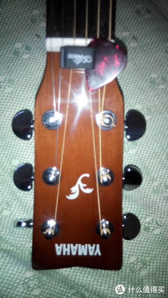 让自己的生活更丰富一些:YAMAHA 雅马哈 F325S 单板民谣吉他