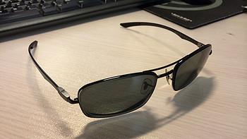 经济适用型近视墨镜:Ray-Ban 雷朋 RB8309 & 普莱斯 近视偏光墨镜镜片