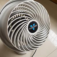 高科技小风扇:VORNADO 沃拿多 空气循环扇 530W 入手体验&简单体验+噪音测试