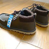 有腿!美亚购入Teva Mush Atoll Chukka Luxe 男士真皮及踝靴
