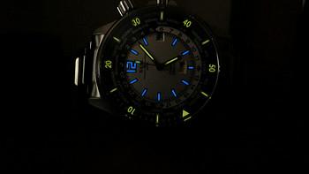越夜越美:BALL 波尔 工程师长官升级系列 DG2022A 男款机械腕表