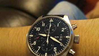 IWC 万国 经典飞行员 IW377701 男款机械腕表