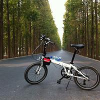 关于骑行那些事儿:DAHON 大行 SP8 折叠车 & 自组山地车 & 威乐公路车