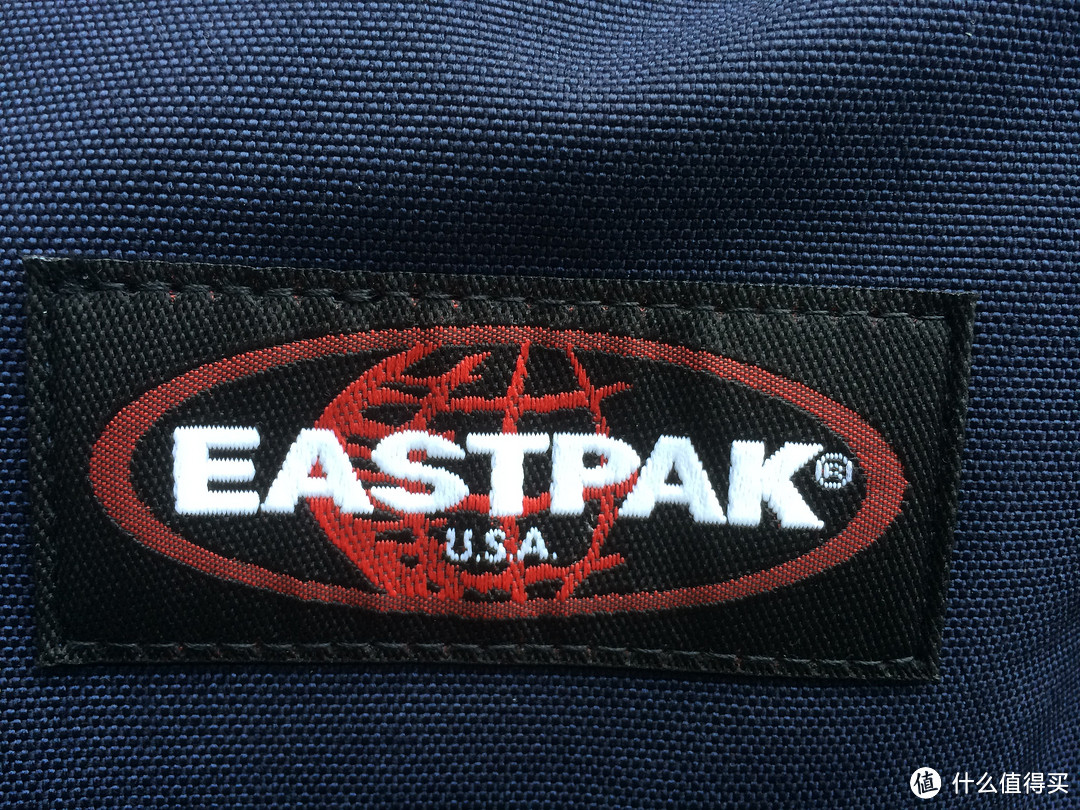【真人秀】包治百病:Eastpak 双肩包