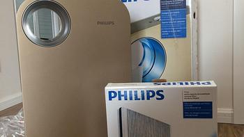 PHILIPS 飞利浦 AC4076/00 空气净化器 开箱初体验