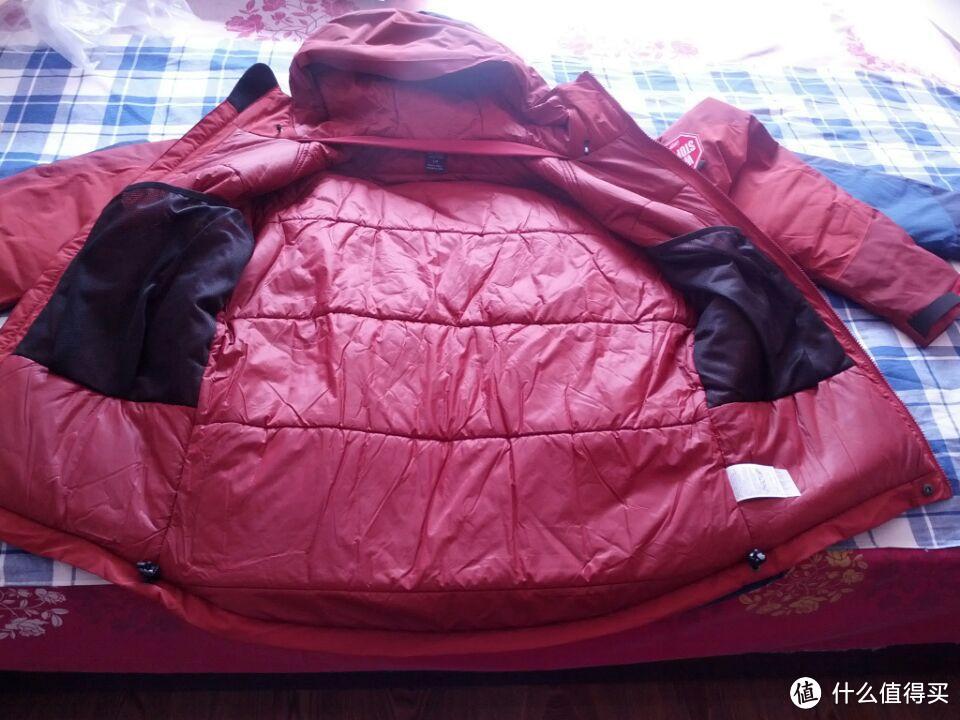 保暖防风外套