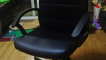 晒一下穷人的办公椅,享受自己组装的动手乐趣:IKEA 宜家 托克尔 转椅