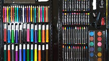 我的第一次美亚直邮经验分享:Darice 儿童绘画工具120件套