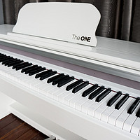 The One 壹枱智能钢琴  电钢琴88键重锤 到货体验