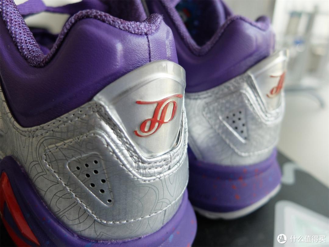 """篮球骚年的又一选择:PEAK 匹克 帕克一代 TP9 全明星""""法兰西之花"""" 篮球鞋 E41323A"""