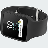 249.99美元:首款内置 GPS 的 Android Wear 智能手表 Sony SmartWatch 3 开始预订