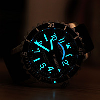 低调有货:FORTIS 飞舵士 B42 Marine Master 男士潜水腕表