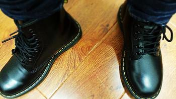 海淘 Dr. Martens 1460 经典款男士马丁靴
