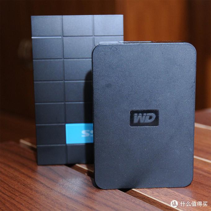 SSK 飚王 巧克力硬盘盒 she080 简单体验