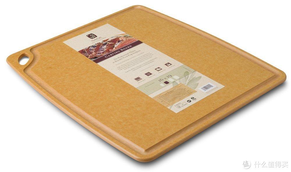 漂洋过海的一块切菜板:SAGE 16×19 木纤维切菜板