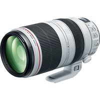 """改为旋转变焦环:Canon 佳能 发布""""大白兔""""EF 100-400mm 4.5-5.6L IS II USM远摄变焦镜头"""