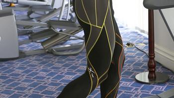 【真人秀】海淘健身装备:SKINS 思金斯 a400 压缩衣 & CW-X Generator 压缩裤