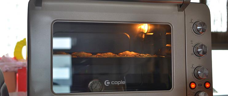 客浦电烤箱好不好_全功能烤箱:CAPLE 客浦TO5438 晒单_值客原创_什么值得买