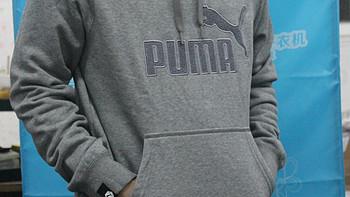 简简单单就是好,PUMA 彪马摇粒绒运动卫衣 & Calvin Klein 男士户外软壳