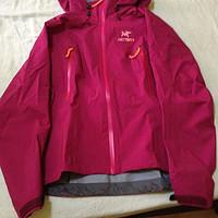 不完全登山装备:ARC\'TERYX 始祖鸟 BETA AR硬壳冲锋衣