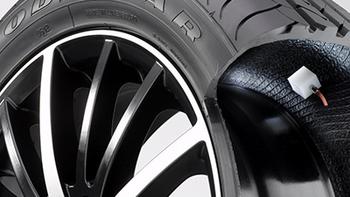 安全又节油:固特异 研发自动充气轮胎 进入量产车测试阶段