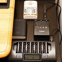 一次上8P!MAHA PowerEx MH-C800S 电池充电器 晒单