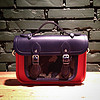 IZZUE X THE CAMBRIDGE SATCHEL COMPANY 2014秋冬新款 Mini 剑桥包开售