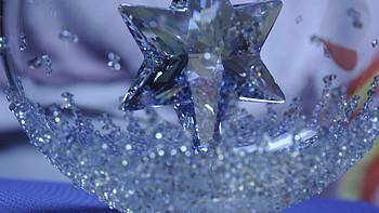 或许还能用来占卜?SWAROVSKI 施华洛世奇 圣诞水晶球挂饰 限量版 入手