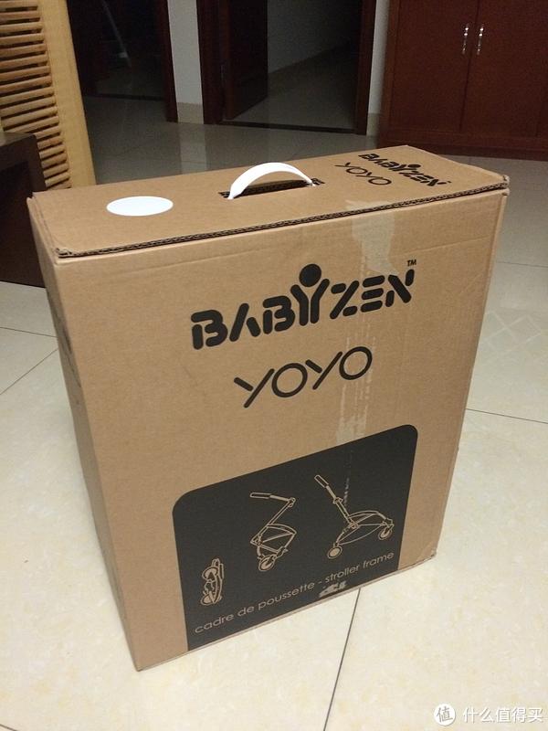 瑞士 babyshop 海淘 Babyzen YoYo 0+ 婴儿推车