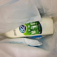 天上掉奶,也不是这么好接的!——A2 巴氏杀菌全脂鲜牛奶 1L