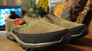 转运出坑来晒单:new balance 新百伦MWM756v2徒步鞋 & Hush Puppies 暇步士  Belfast MT 休闲鞋 & Reebok 锐步 Royal Mission运动鞋