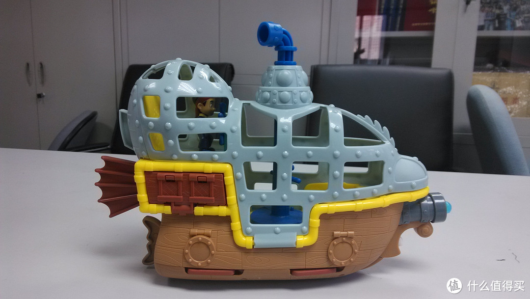 Fisher-Price 费雪 Octopod Playset 海底小纵队基地 章鱼堡 八爪鱼玩具套装