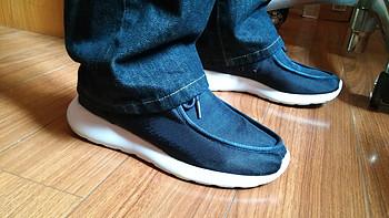 比运费还便宜的Lugz Zosho Moc 男款帆布休闲鞋