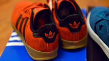 Size?英淘第二单:Adidas三叶草 Seeley Cup复古休闲鞋 + CONVERSE匡威Cons KA-II滑板鞋