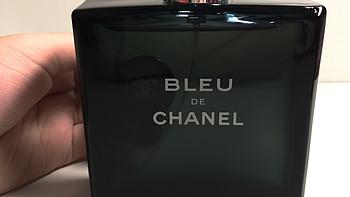 情人节送男票不二之选:BLEU DE CHANEL 香奈儿 蔚蓝男士香水