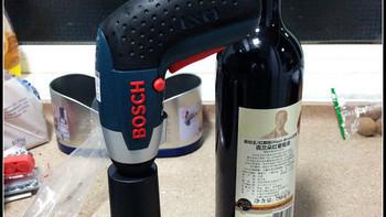电动开瓶器?BOSCH 博世 IXO3 铁盒电动工具套装