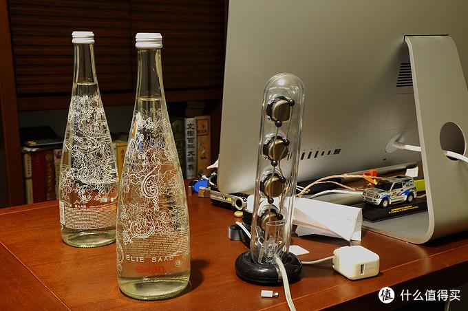 买椟还珠?限量版evian 依云 2014云缦瓶 瓶装矿泉水