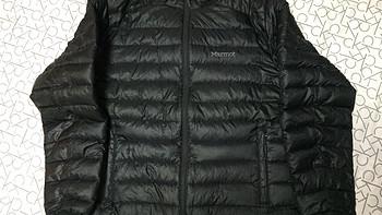 穿了两冬的Marmot 土拨鼠 Odin Down 800蓬 户外羽绒服