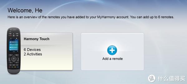 合纵连横,方能以弱胜强:Logitech 罗技 Harmony Touch 万能遥控器 设置心得 分享