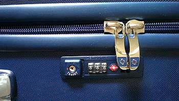 Samsonite 新秀丽 美国官网6折入手26寸行李箱+自动伞