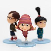 童心未泯:小黄人套装(Despicable Me 20 Piece Minion Figures Set ) + 定制收纳地台