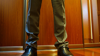 Cole Haan 可汗 Air Madison Monk Strap 男款黑色僧侣鞋