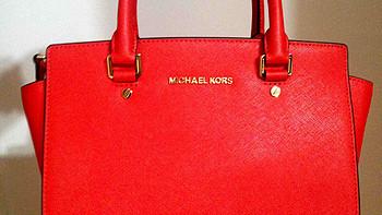 支付宝直邮bloomingdale's:MICHAEL Michael Kors中号selma 女士手提包