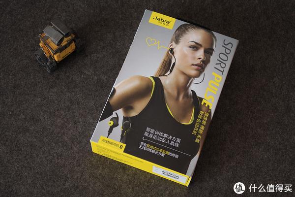 Jabra 捷波朗 Sport Pulse 蓝牙耳机(心率监测+语音指导)